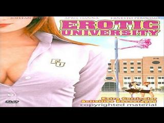 Francis Locke -Erotic University  2005-April Hanna, Ernesto Perdomo Joelean Tyler
