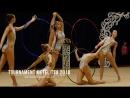 Нижний Новгород Юность (МС) Обручи Rhythmic Gymnastics Tournament Metelitsa 2018