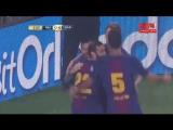 Реал Мадрид 0:1 Барселона | Гол Месси