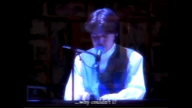 Sylvian Fripp - Damage - Live in Japan (with subtitles)