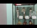 Историю моды в куклах представили в Тамбовской галерее Live