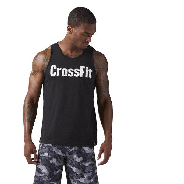 Спортивная майка Reebok CrossFit