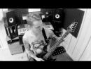 Metal black arterian studio guitar coversong danilfilatov danyfilth gilded cunt cradleoffilth ibanez emg mesa ghs