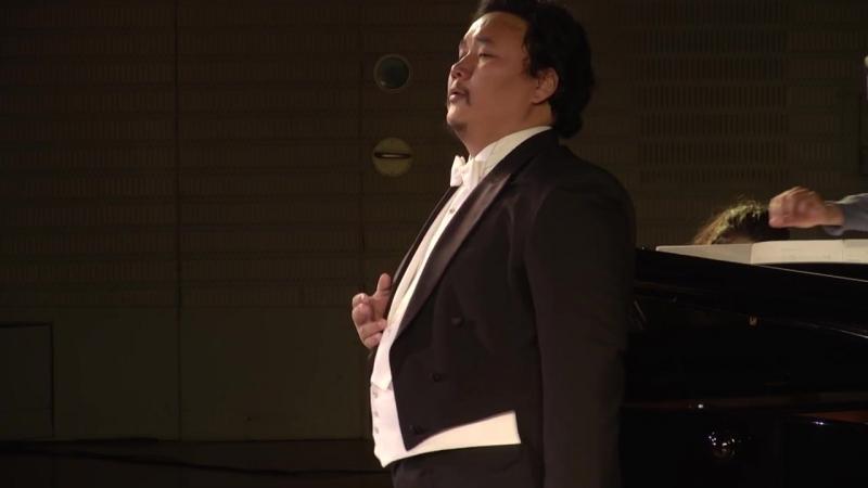 B.Sharav – Aav Eej 2 mini, Amartuvshin Enkhbat, Baritono und Odgerel Sampilnorov, Piano