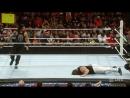 WWE MOMENTS ROMAN REINGS DEAN AMBROSE RANDY ORTON