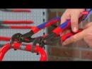 Высокотехнологичные сантехнические клещи Cobra® QuickSet KNIPEX