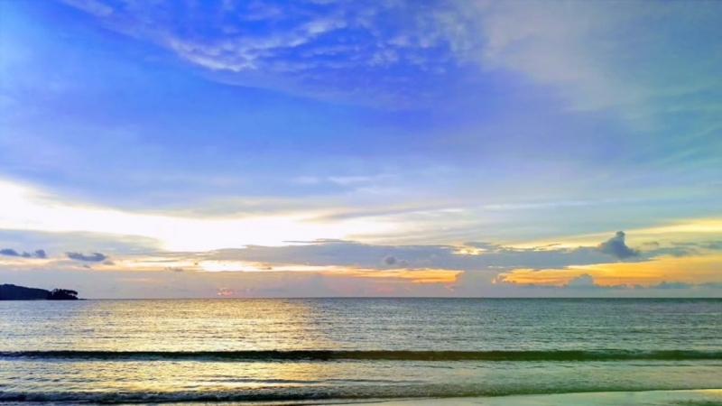 Тайланд. Пхукет. Андаманское море. Я...