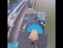 Страшный прыжок в воду (VIDEO ВАРЕНЬЕ)