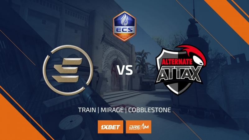 EPG vs Alternate aTTax de cbble ECS Season 5 Europe Closed Qualifier