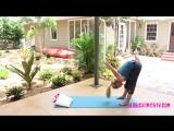 30-минутная программа растяжки для развития гибкости и релакса (english)