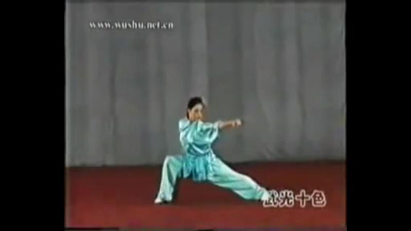20 форм чанцюань (длинный кулак)