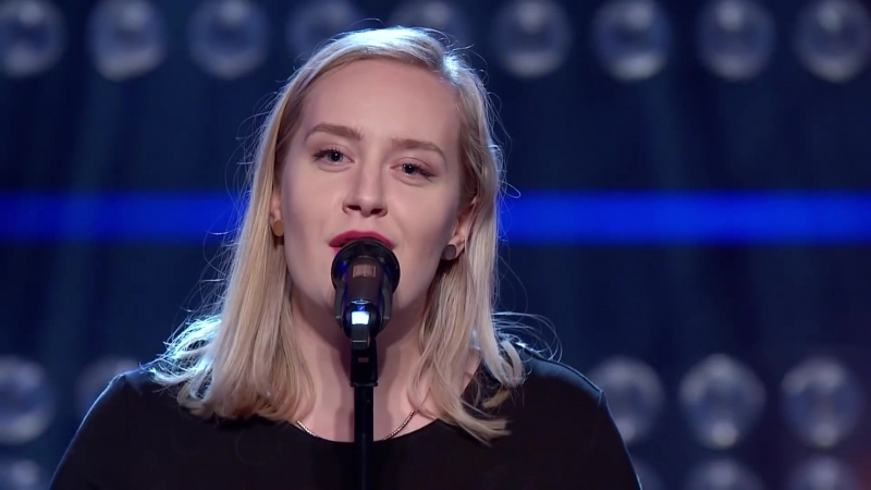 Agnes Stock The Brothel The Voice Norge 2017