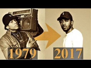 The Evolution of Hip-Hop / Hip-Hop History 19792017