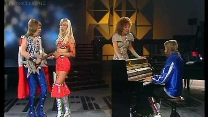 ABBA- Honey Honey (Star Parade 1974) HD - HQ sound