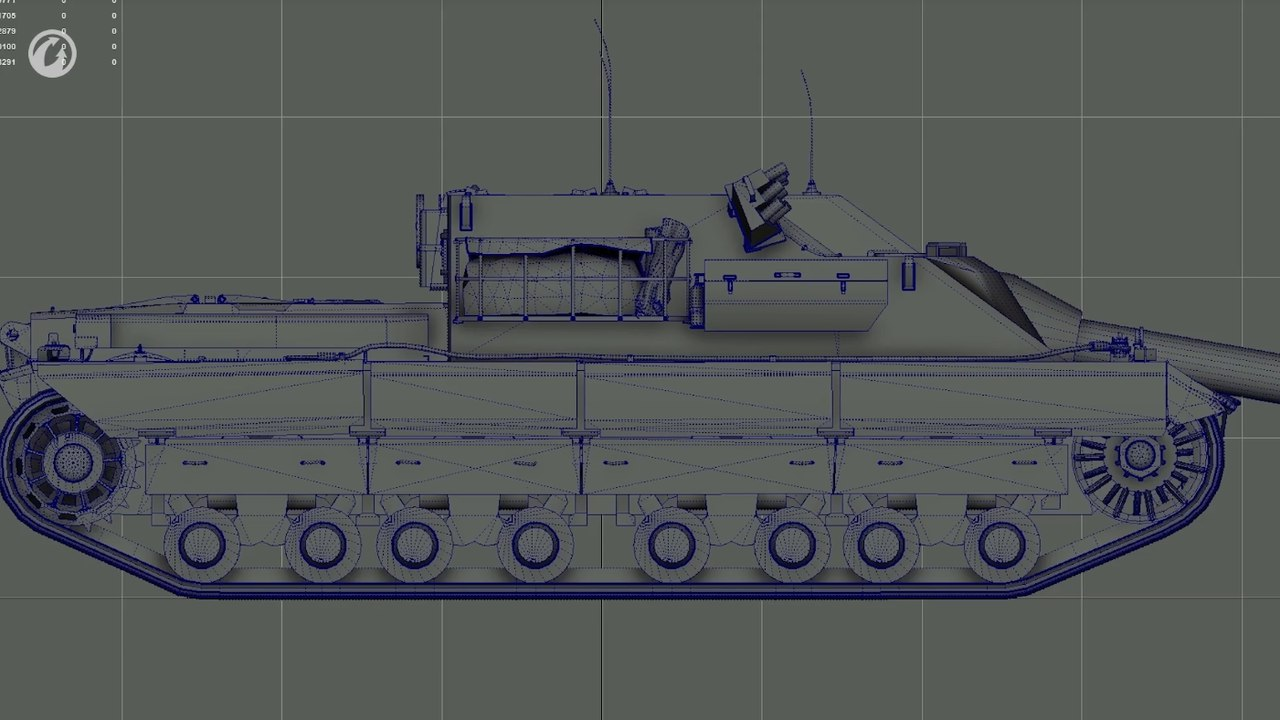 Fv 205 possible fv 215b 183 replacement the armored patrol more screenshots sciox Choice Image