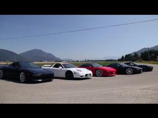 Roads Untraveled: Клуб владельцев Honda / Acura NSX - культового японского суперкара