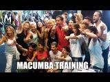 MACUMBA dance fitness TRAINING