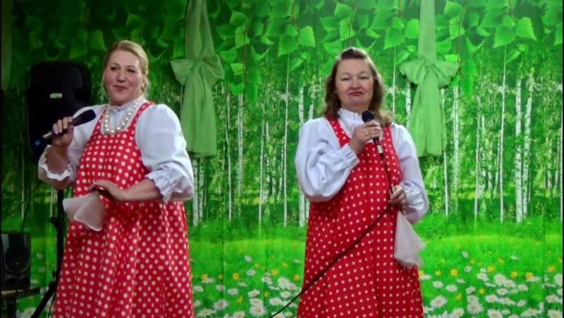 3 декабря 2017 год. Воепала. На сцене Алла Лупашко и Елена Стаякина.