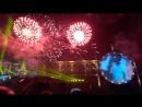 Закрытие фонтанов в Петергофе 2017! Салют!