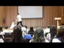 парный танец Булата с Юлькой