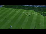 FIFA18 Sturridge Дебютный гол