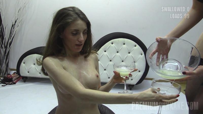 Silvana #6 / Best Scenes [Bukkake, Swallow, Blowjob, Facial, Cumshots, Group, Sperm]