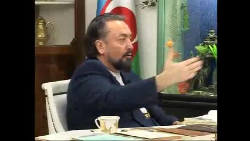 SN. ADNAN OKTAR'IN KRAL KARADENİZ, ADIYAMAN ASU RÖPORTAJI (2009.12.14)