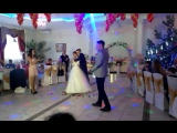 Свадебный танец Русланы и Дениса!!!