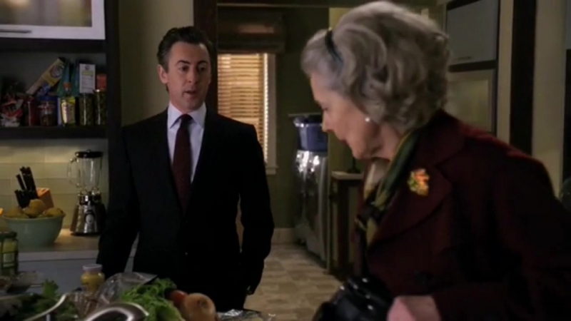 The Good Wife 01x19 - the plumber
