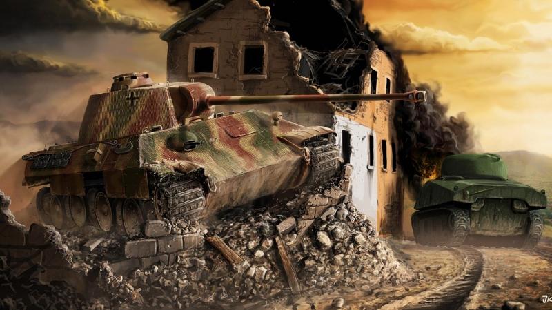 ЗАХОДИ К НАМ! МЫ ТУТ В WAR THUNDER ИГРАЕМ :-)
