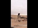 Работа ТОС-1А Солнцепёк в Сирии