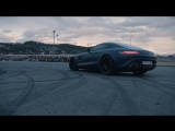 DT Test Drive  950 л.с. Mercedes-AMG GT S (vs Ferrari F12 Berlinetta)