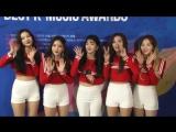 170920 Red Velvet @ Soribada Music Awards Backstage
