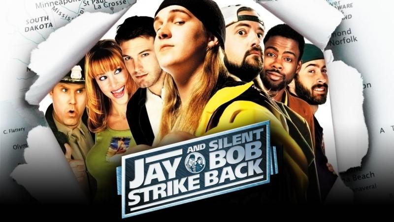 Джей и молчаливый Боб наносят ответный удар 2001 Яроцкий VHS HD