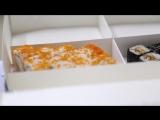 БАЛАНС рыбы и риса в суши