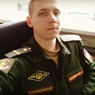 Егор Шаблинский