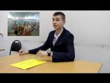 Студенческий лидер ЯрГУ 2018 - Мельников Глеб