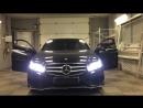 Автоматическая тонировка 2 стекла Mercedes-Benz E-class W212