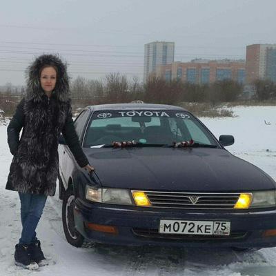 Анна Стрижова