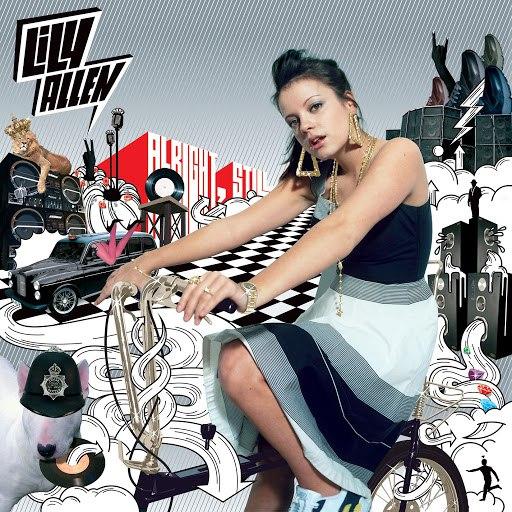 Lily Allen альбом Alright, Still