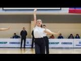 Танцы и баскетбол: лучшие моменты матча ЮУрГУ-Челбаскет - МГТУ им. Носова