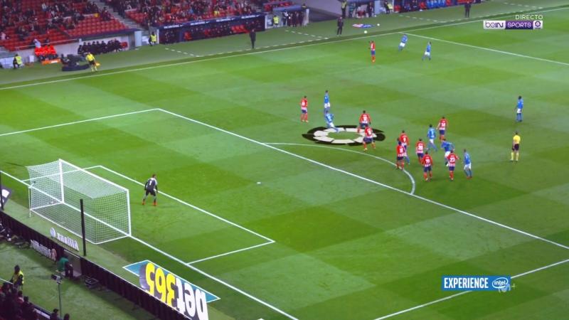 Кубок Испании 2017 18 Copa del Rey 1 8 финала Ответный матч Атлетико М Льейда 720 HD