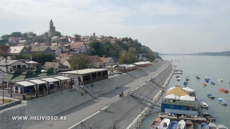 Beograd iz vazduha (Belgrade aerial) Сербия