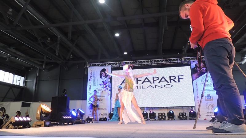 Agito N - Faun - BeautyExpoUral2017 (БодиАрт)