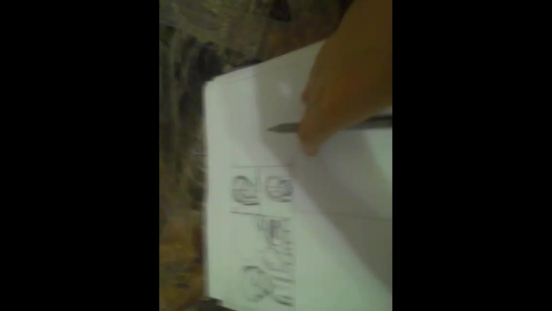 рисую блин мини-комикс) P.S.не уметь рисовать(