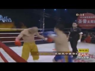 Yi-Long-китайский-монах-в-боях-без-правил.mp4 Бешеный монах
