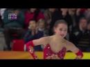 Алина Загитова. Гран при Франции 2017, ПП