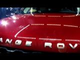 Презентация Range Rover Velar 6 октября 2017 г. в ресторане Ginza, Санкт-Петербург