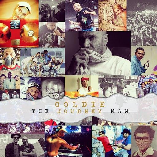 Goldie альбом The Journey Man (Deluxe)