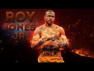Roy jones - amazing power - highlights